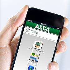 ASCO mobile app