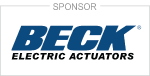 Beck Electric Actuators